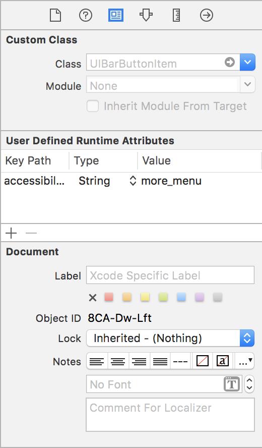 Fixing Xcode 9 UI tests